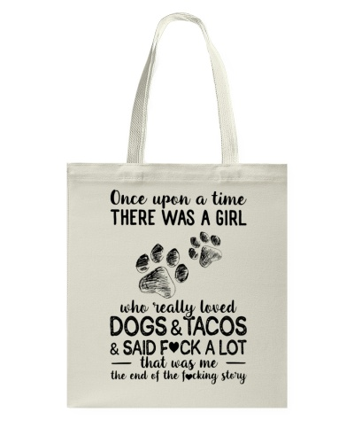 A Girl  love Dogs and Tacos