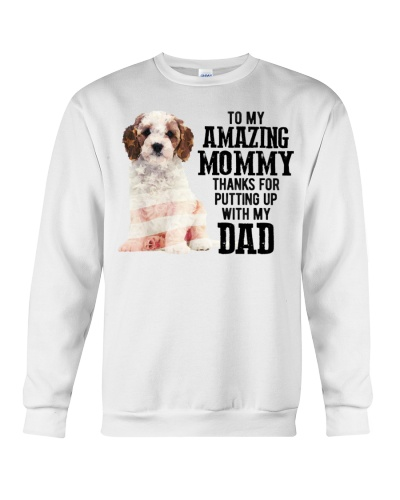 Amazing Mommy - cavapoo