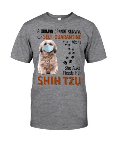 Quarantine With Shih Tzu