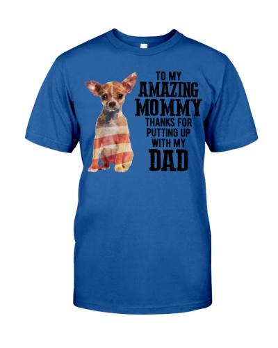 Amazing Mommy - Chihuahua Dog