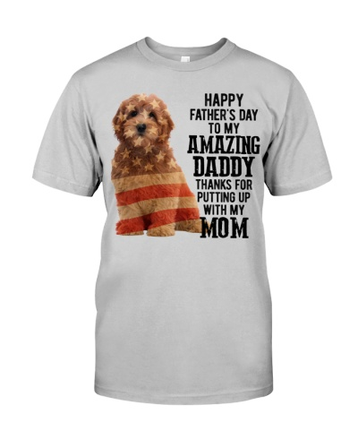 Father Day - Goldendoodle