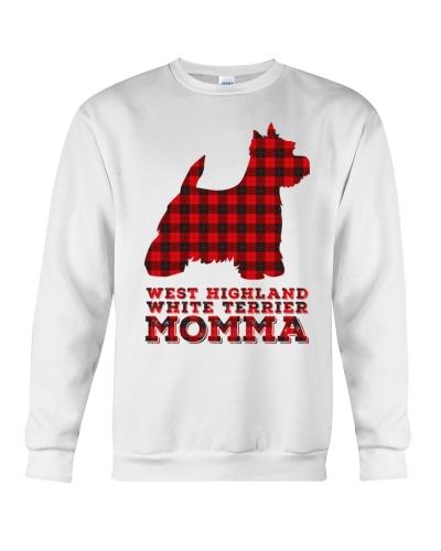 West Highland White Terrier Momma