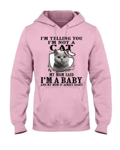 I'm A Cat Baby