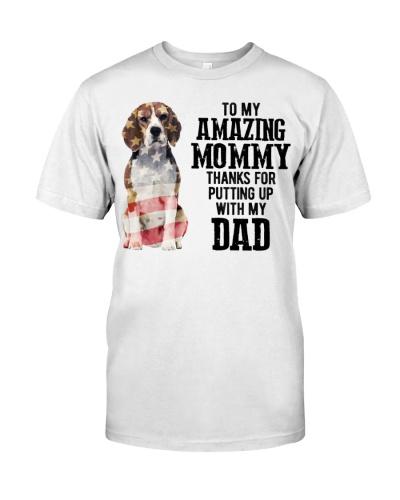 Amazing Mommy - Beagle Dog