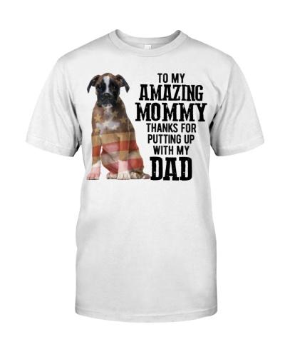 Amazing Mommy - Boxer