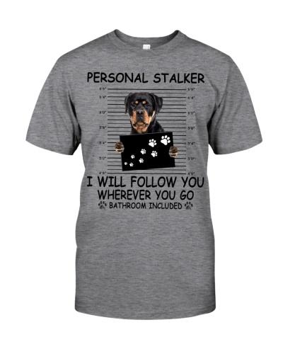 Personal Stalker - Rottweiler