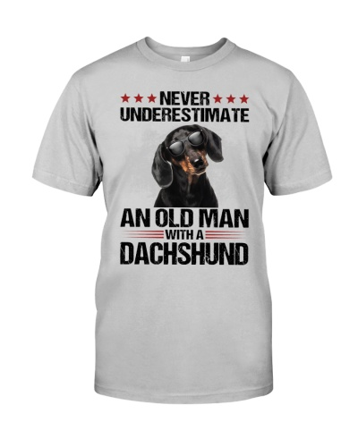 Old Man Dachshund