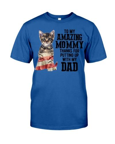 Amazing Mommy - Cat
