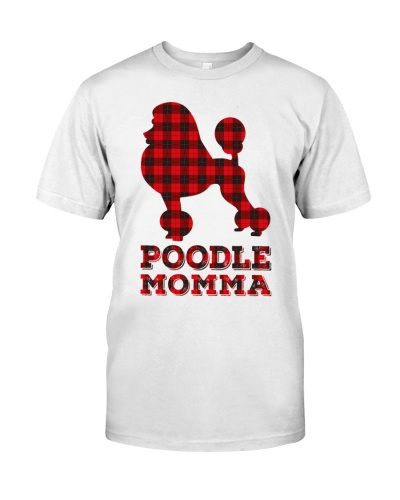 Poodle Momma