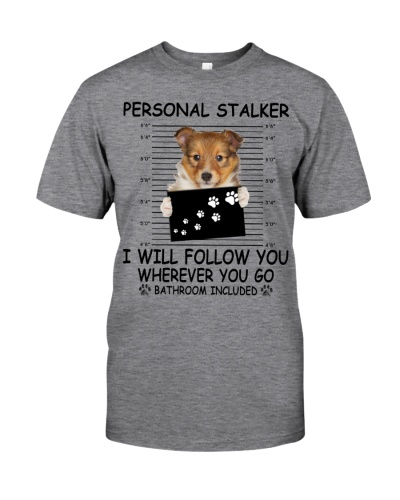 Personal Stalker Shetland Sheepdog