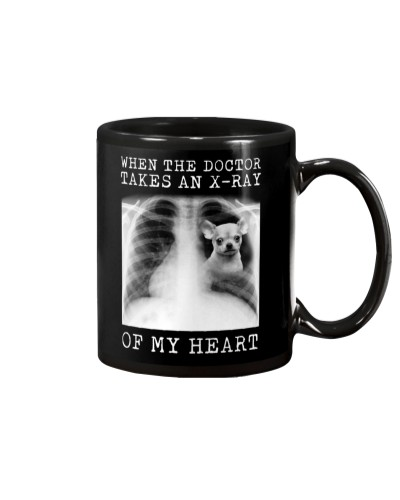 Chihuahua X-ray
