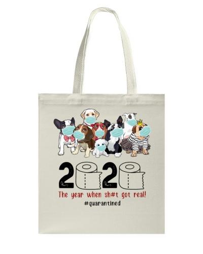 Quarantine 2020 - Dogs