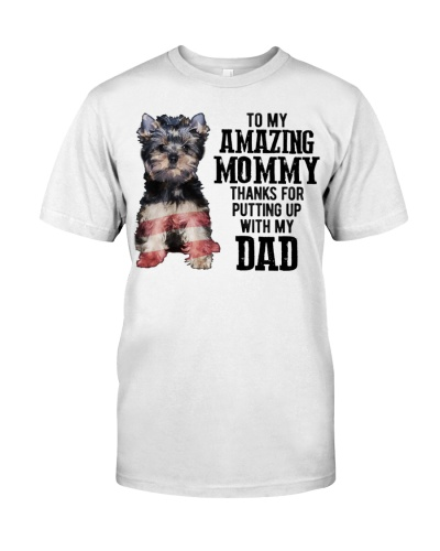 Amazing Mommy - Yorkshire Terrier