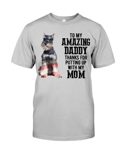 Amazing Daddy - Miniature Schnauzer