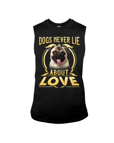 Pugs Never Lie About Love