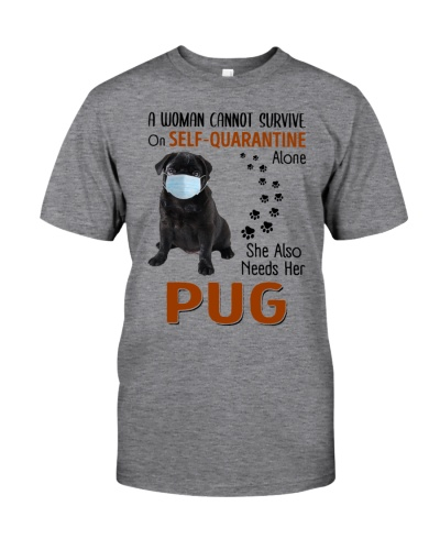 Quarantine With Pug