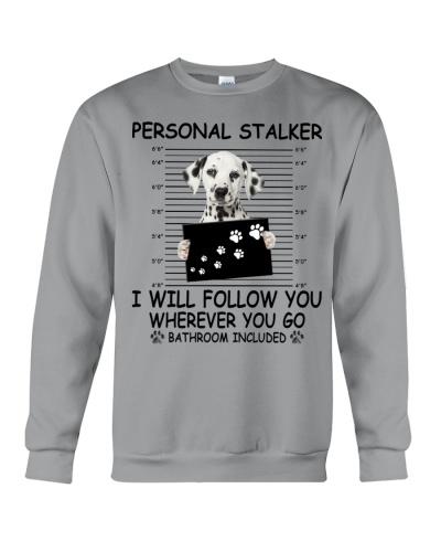 Personal Stalker Dalmatian