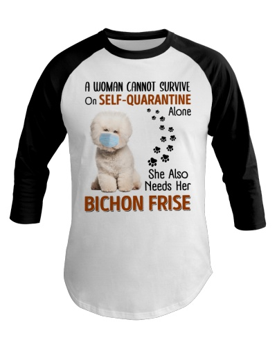 Quarantine With Bichon Frise