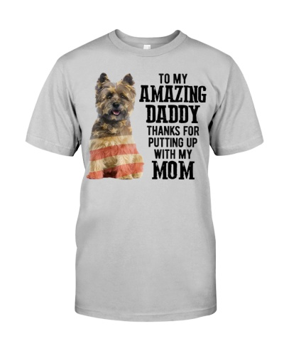 Amazing Daddy - Cairn Terrier