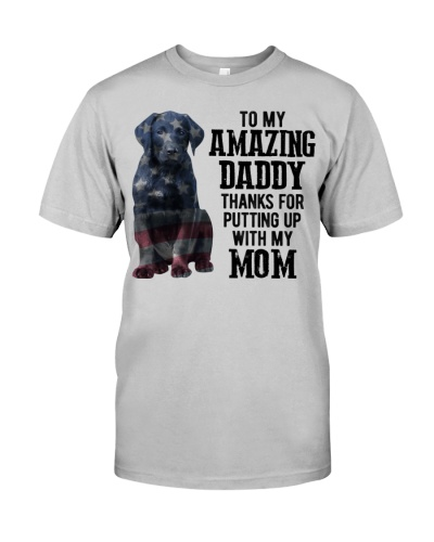 Amazing Daddy - Labrador Retriever
