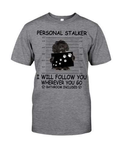 Personal Stalker - Black affenshire