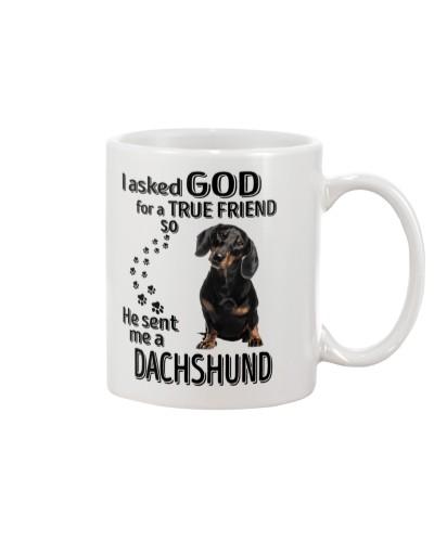 Dachshund True Friend