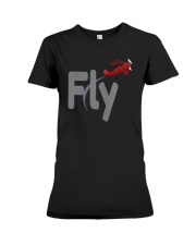 Fly Amazing T-shirt Premium Fit Ladies Tee thumbnail