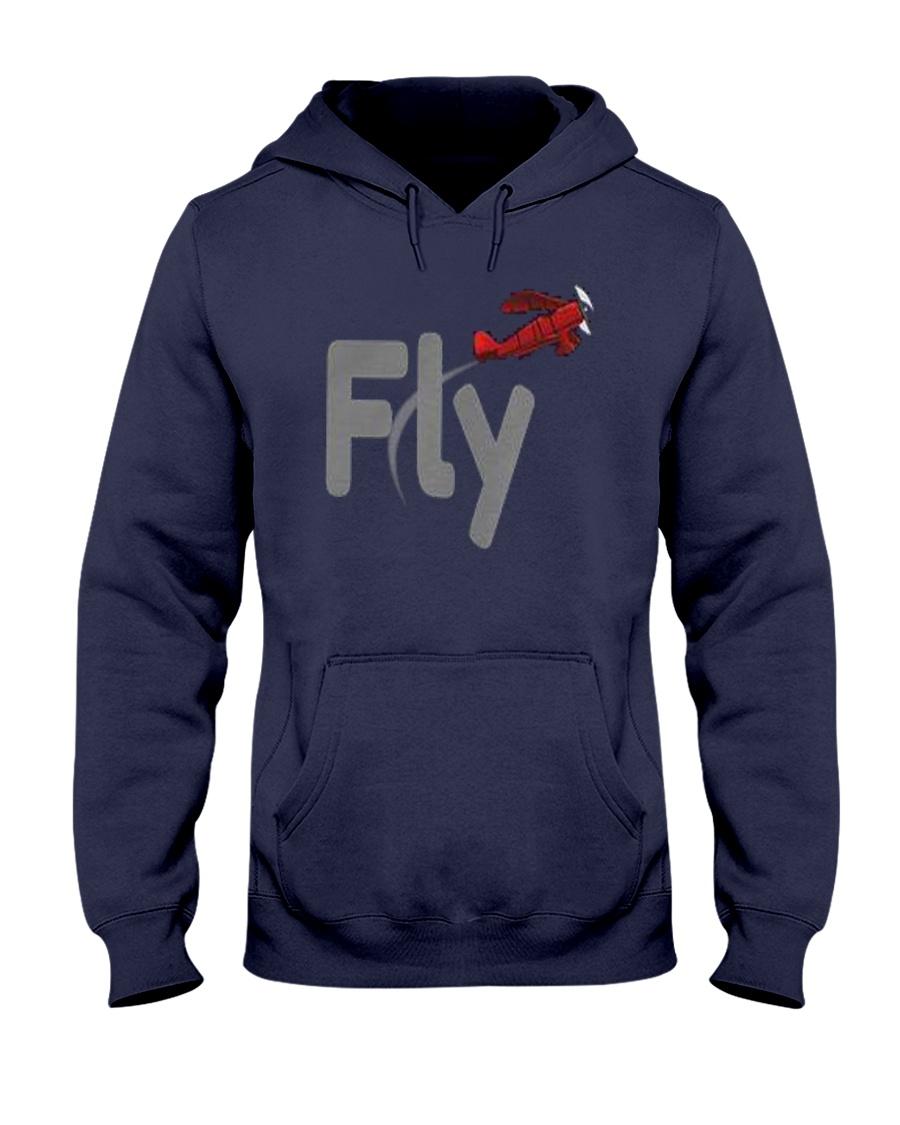 Fly Amazing T-shirt Hooded Sweatshirt
