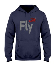 Fly Amazing T-shirt Hooded Sweatshirt front