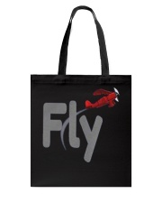 Fly Amazing T-shirt Tote Bag tile