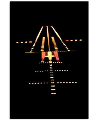 Runway night view T-shirt