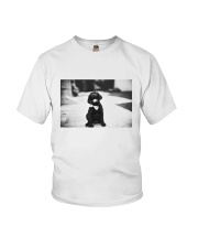 Cute Dog Classic T-Shirt Youth T-Shirt front