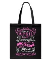 April Tote Bag thumbnail