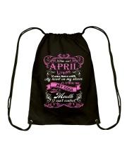 April Drawstring Bag thumbnail