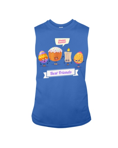 Happy Easter Best Friends Shirt