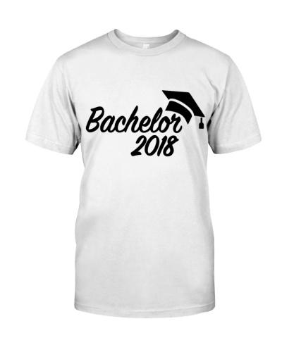 Bachelor 2018 Graduation Shirt