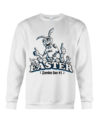 Easter Zombie Day Shirt