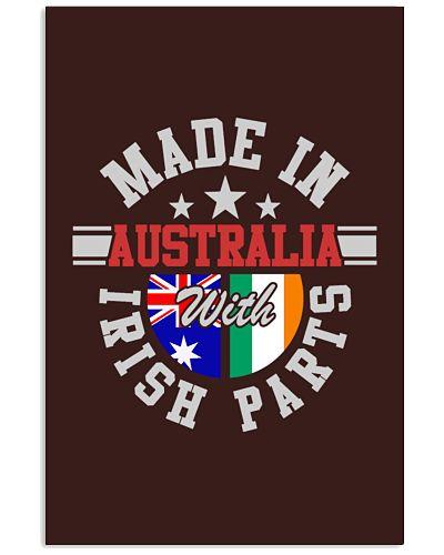 Made In Australia With Irish Parts