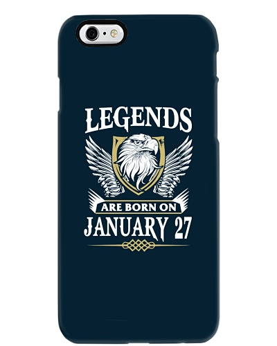 Kings Legends Are Born On January 27