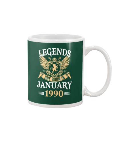 Kings Legends Are Born In January 1990