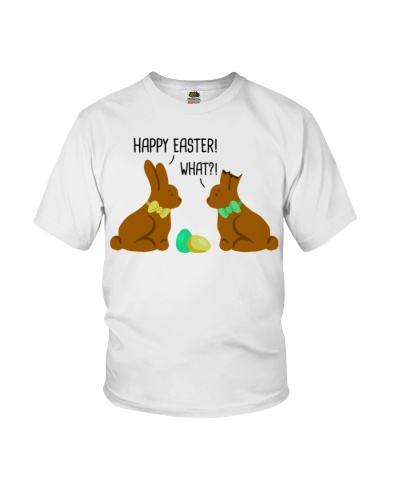 Chocolate Easter Bunnies Day Shirt