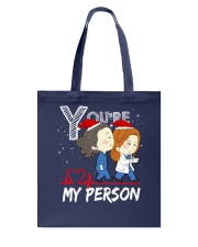 YOU'RE MY PERSON SHIRT Tote Bag thumbnail