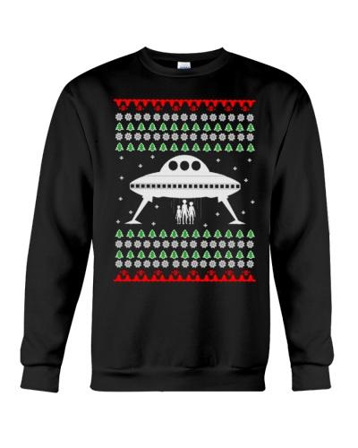 UFO Ugly Christmas Sweater Gift