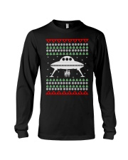 UFO Ugly Christmas Sweater Gift Long Sleeve Tee thumbnail