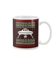 UFO Ugly Christmas Sweater Gift Mug thumbnail