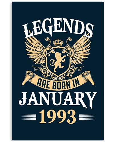 Kings Legends Are Born In January 1993
