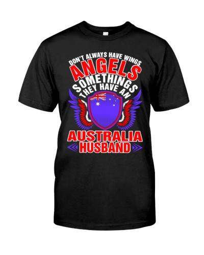 Angels Have An Australia Husband