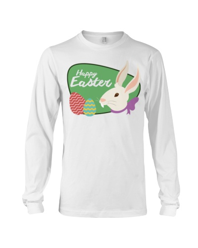 Bunny Happy Easter Day Shirt