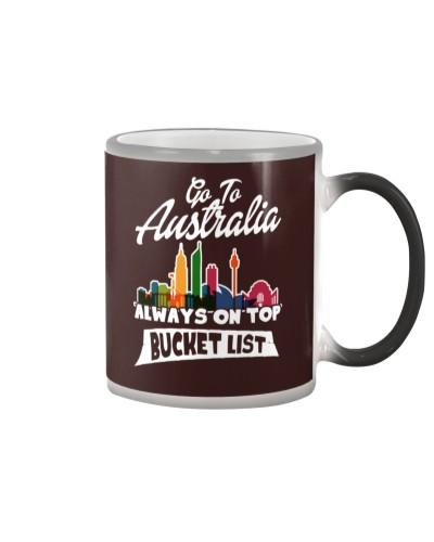 Go To Australia Shirt