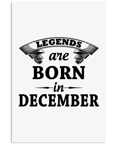 Born in December Shirt
